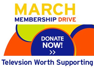 Vegas PBS March Membership Drive