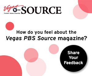 How do you feel about the Vegas PBS Source magazine?