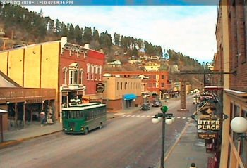 deadwood webcam image