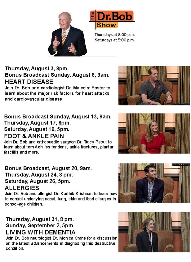 Dr. Bob Line up August.png