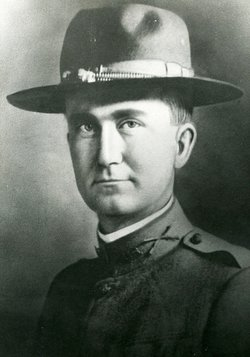 G. P. Cather as a soldier