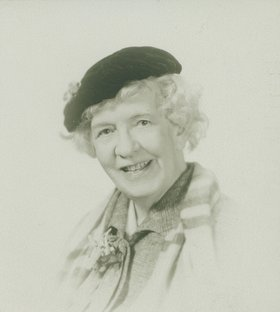 Edith Lewis older