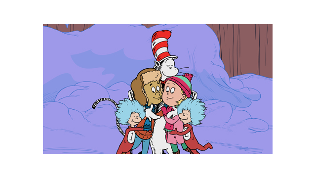 Pbs Cat In The Hat Knows Alot About Christmas