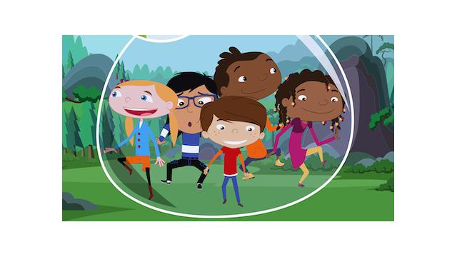 Pbs Kids Debuts New Web Original Property And Free App Plum Landing