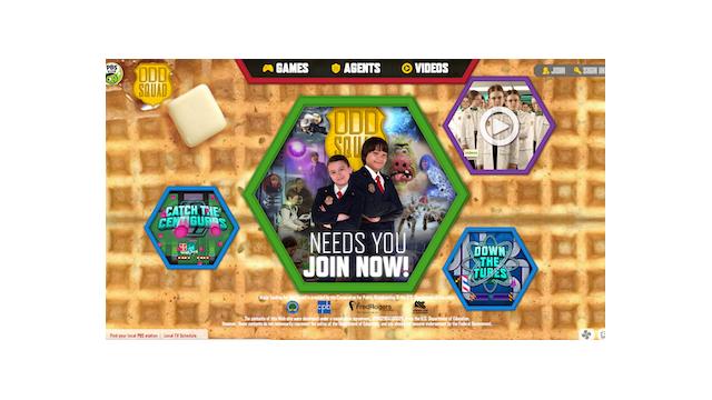 PBS KIDS Offers Sneak Peek of New Series ODD SQUAD Ahead of