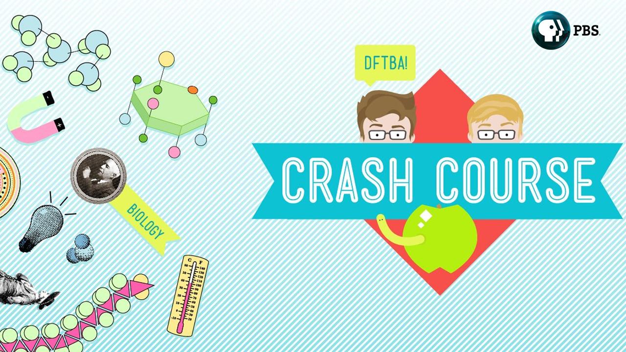 Resultado de imagem para Crash Course