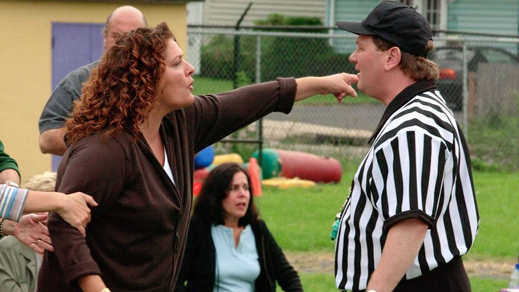 Sportsmanship and High School Parents: Ten Tips To Remember When