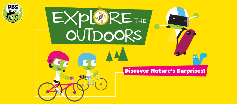 PBS KIDS Explore the Outdoors Initiative Kicks Off with Hit