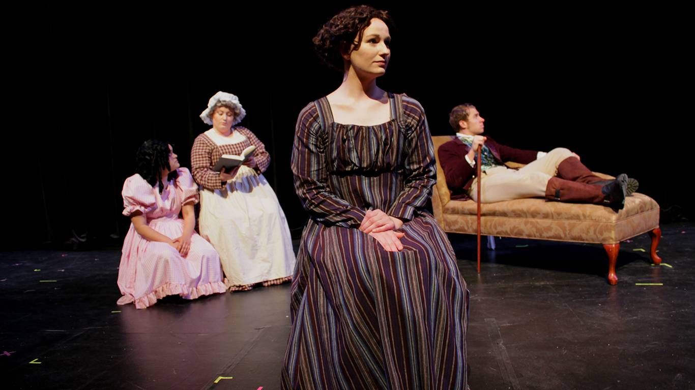 Jane Eyre at WT