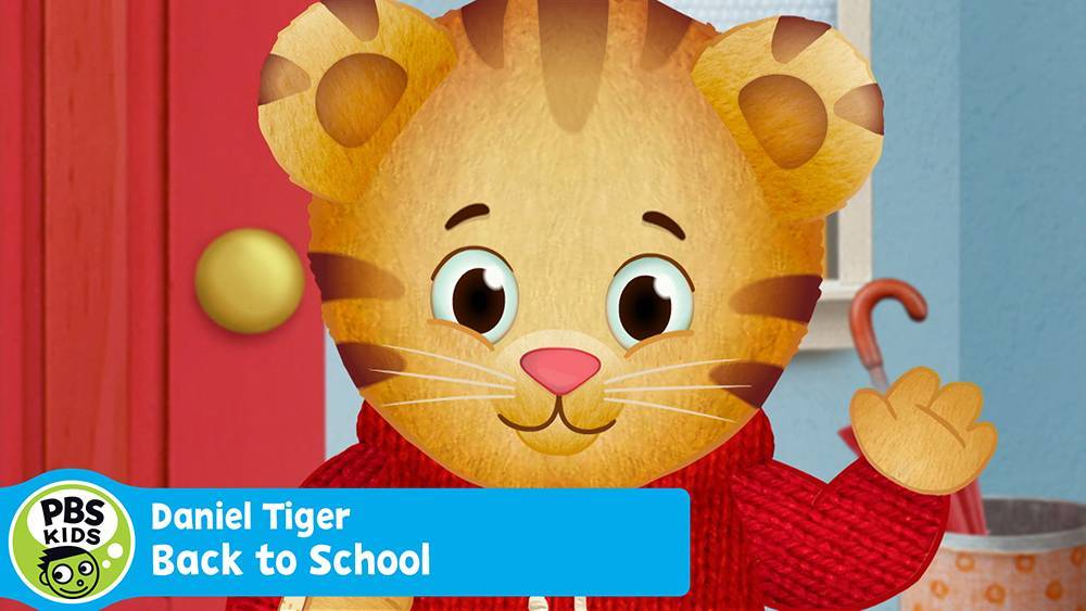 Head Back to School with Daniel Tiger