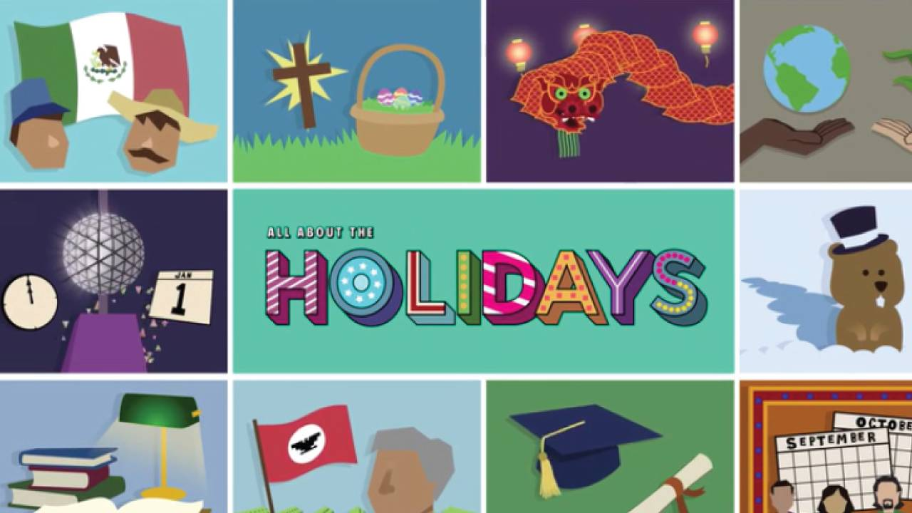 all about the holidays spanish heritage