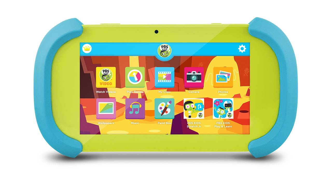 PBS KIDS Launches First Tablet Featuring Educational Content