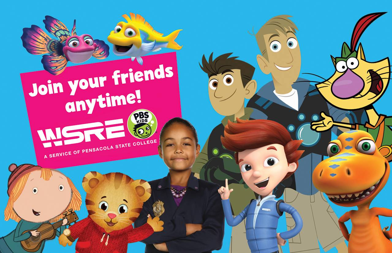 WSRE to launch free localized 24/7 multiplatform PBS Kids services ...