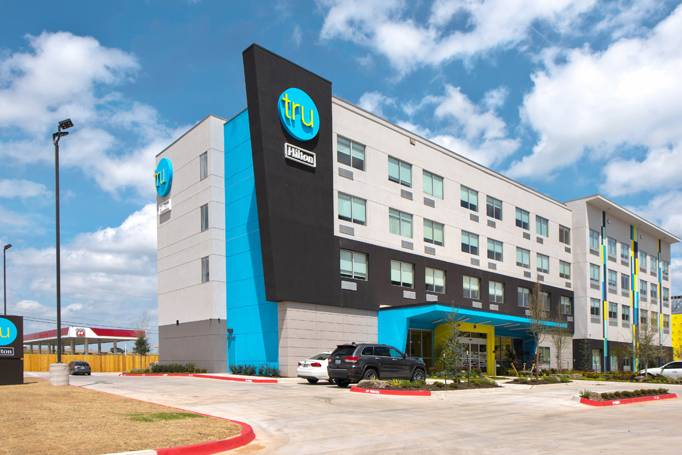 Amarillo Rides The First Wave Of A New Hotel Brand
