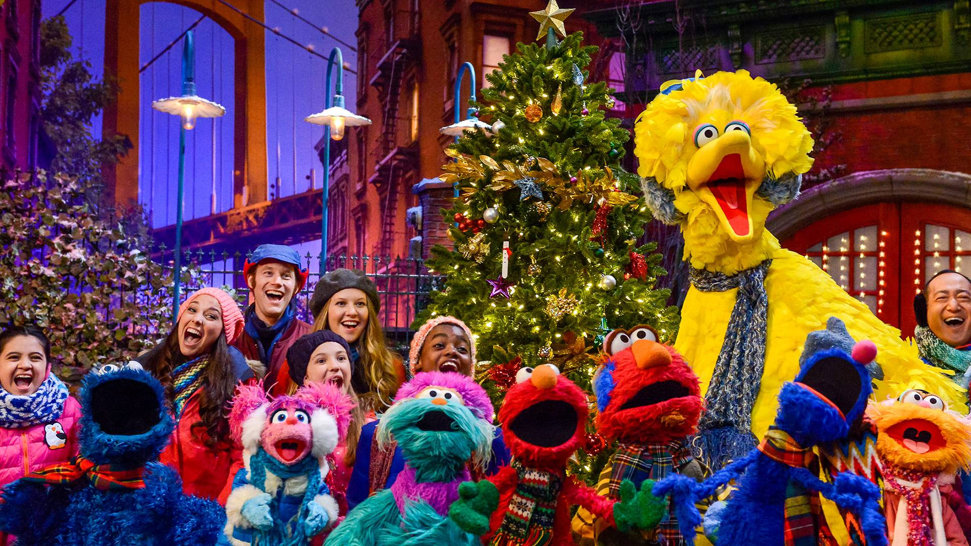 Watch Quot Once Upon A Sesame Street Christmas Quot Starting
