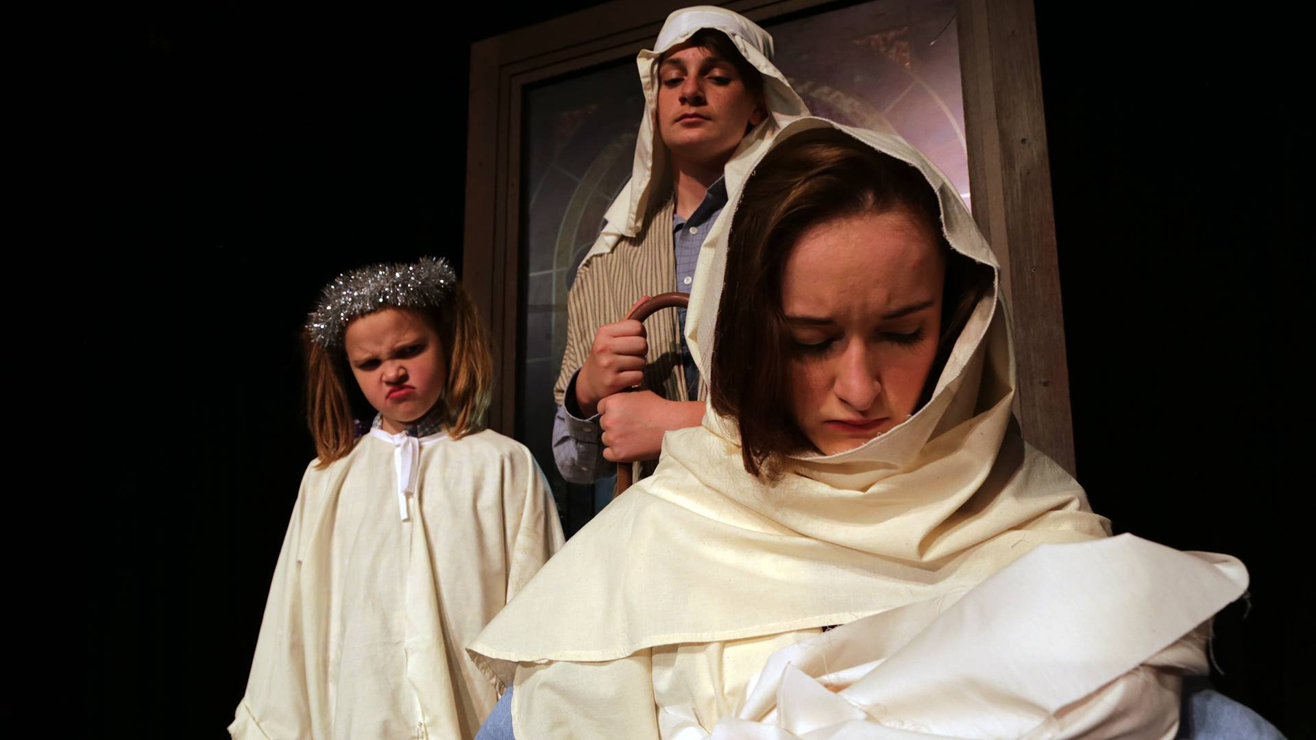ac conservatory theatres the best christmas pageant ever opens - Best Christmas Pageant Ever Play