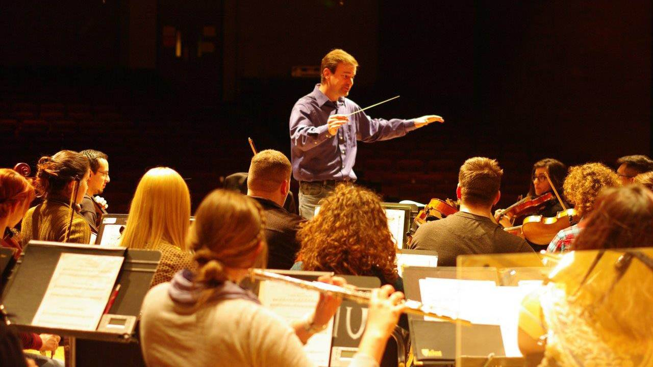 WT orchestra, choirs to give a pair of free Christmas concerts Sunday