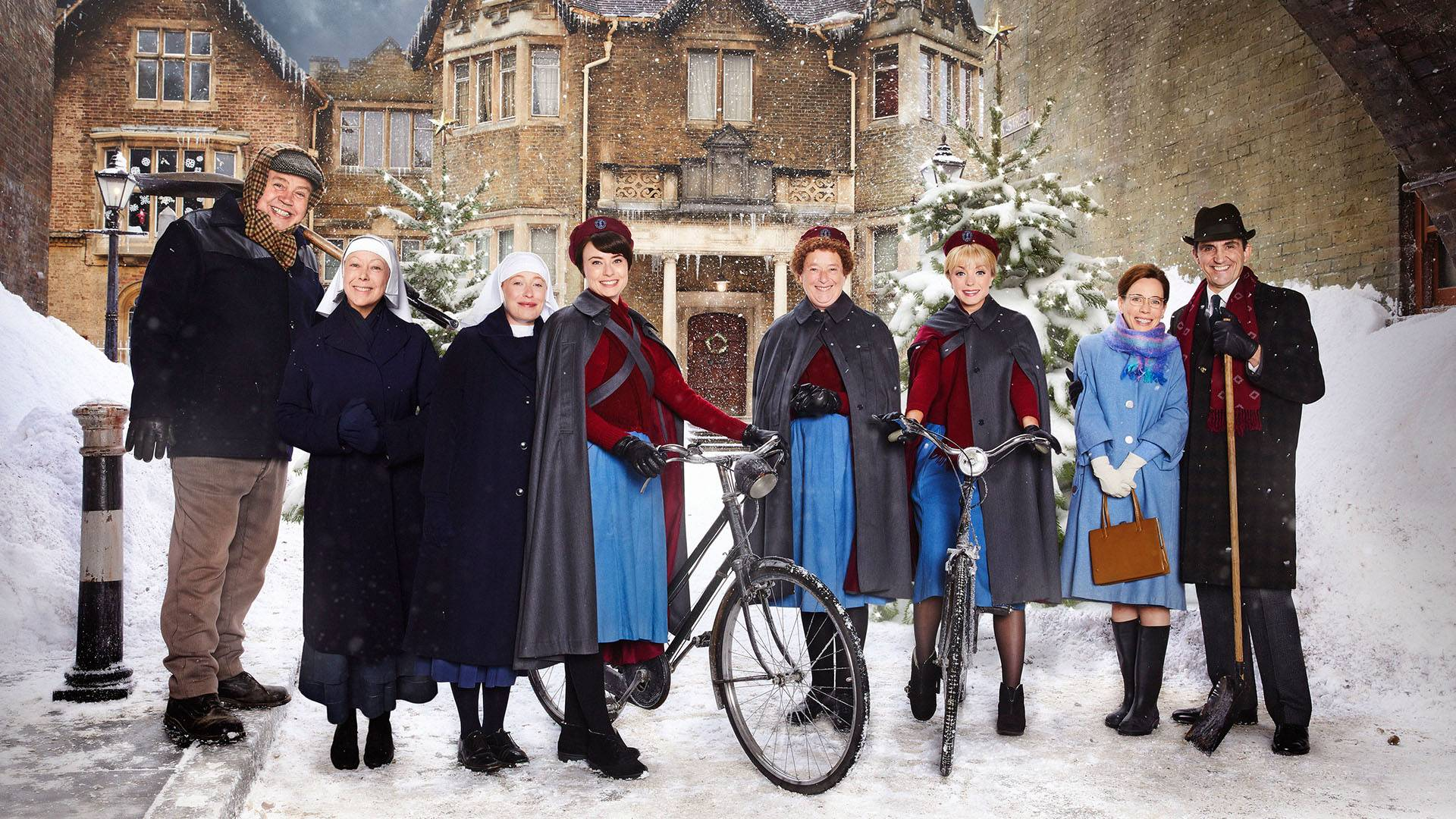 Call The Midwife Christmas Special 2019 Pbs Call the Midwife Season 7, Holiday Special GIF Recap