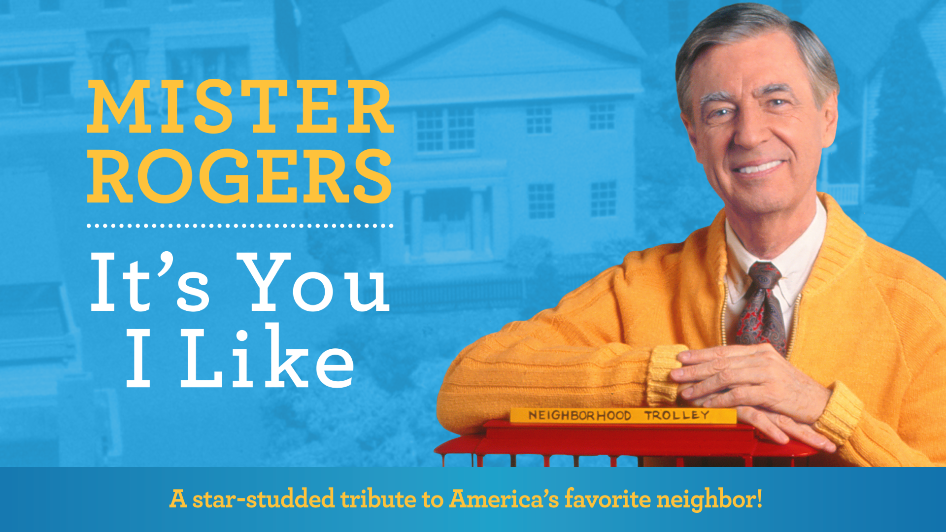 A Celebrity-Filled 50th Anniversary Tribute to Mr. Rogers Will Air on PBS in March