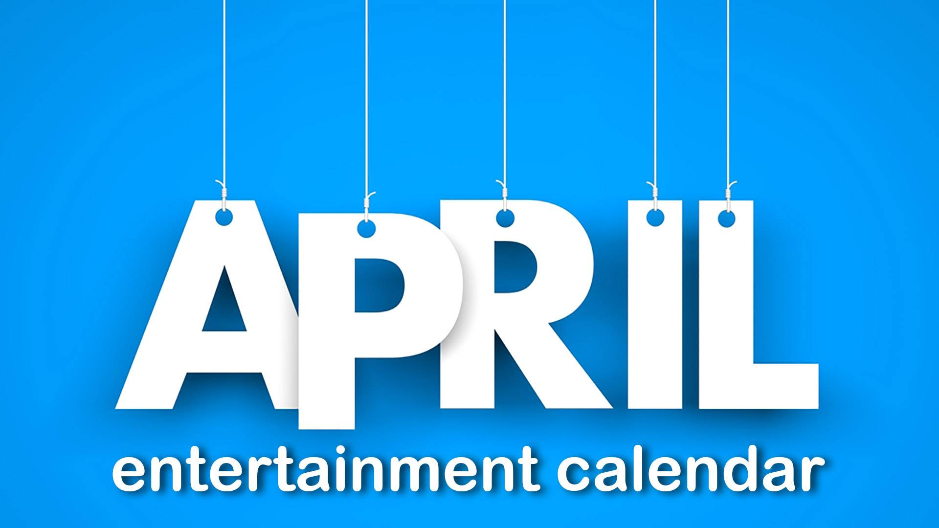April entertainment calendar: Yellow City Comic Con, Jason Isbell