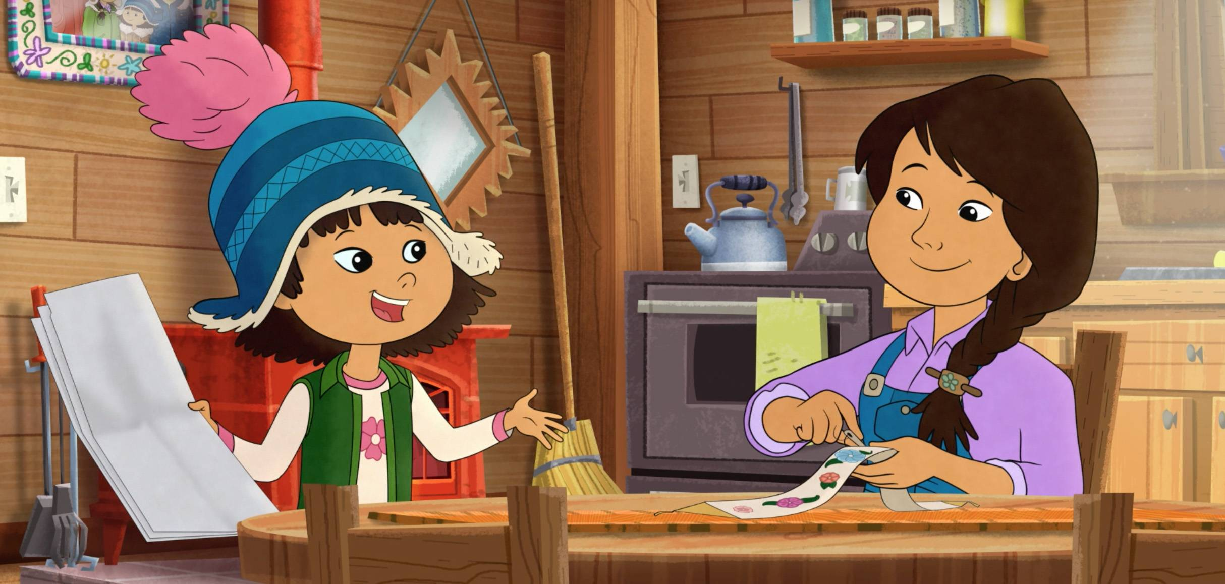 PBS KIDS to Launch MOLLY OF DENALI, First Nationally