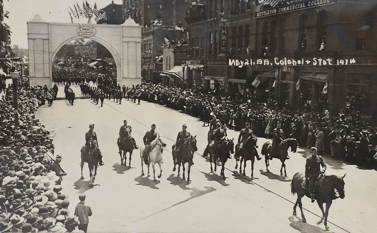 Images of the Past: From the Great Plains to the Great War
