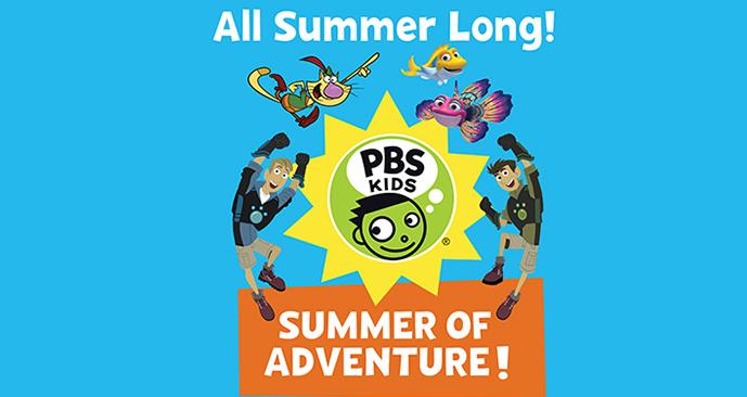 Pbs Kids Kicks Off A Summer Of Adventure Pbs About