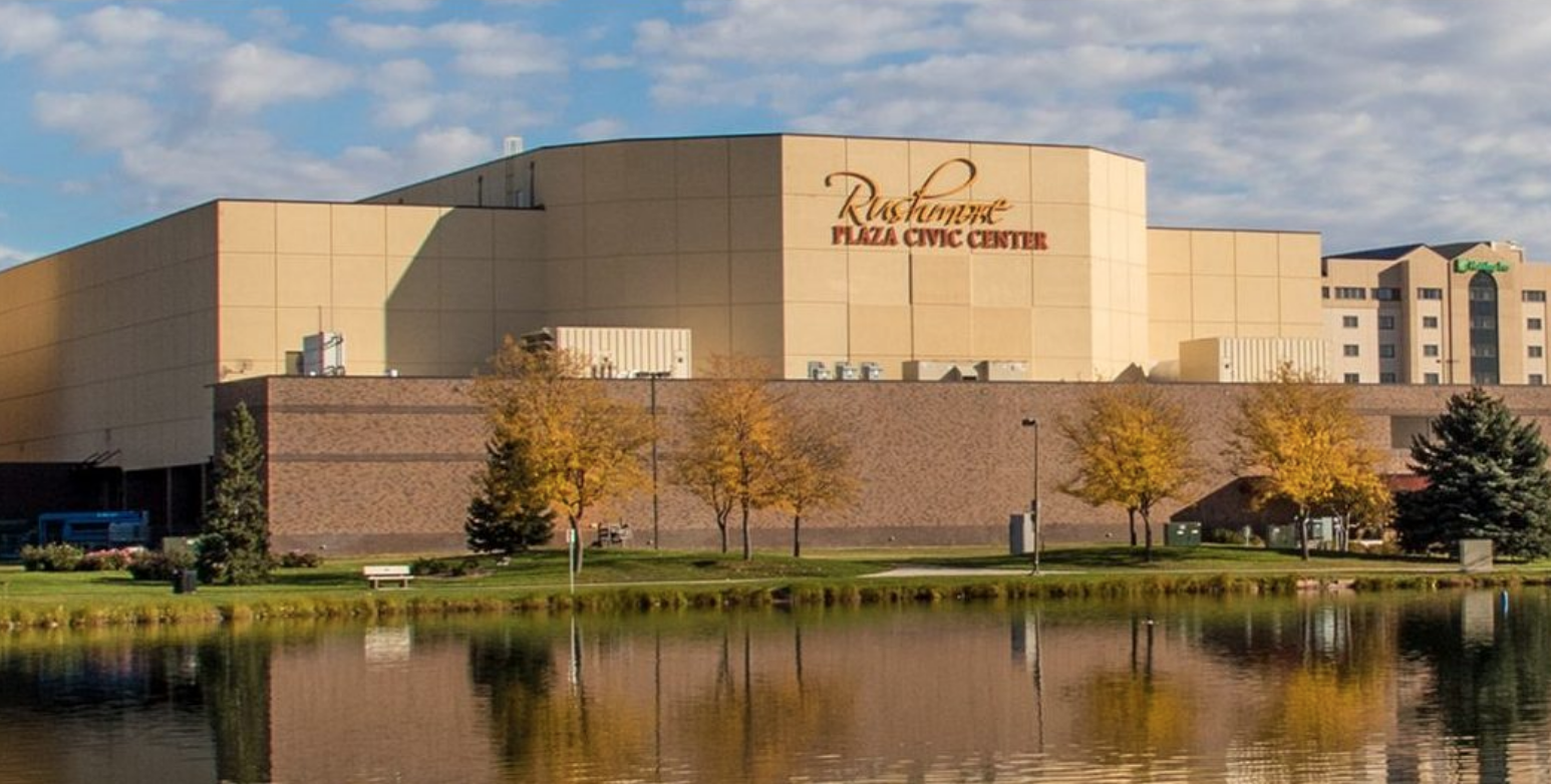 Fox Sports Nate Brown: Rapid City Events Center and Six ...