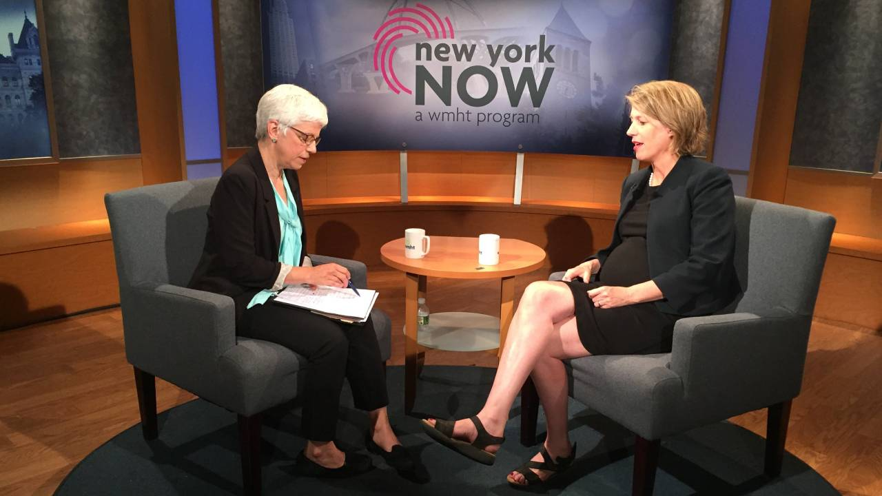 Teachout makes her case for AG