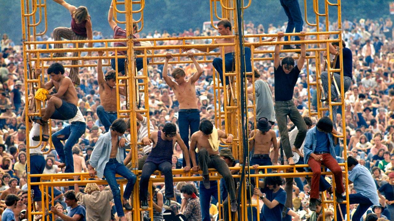 PBS and AMERICAN EXPERIENCE Announce WOODSTOCK, New