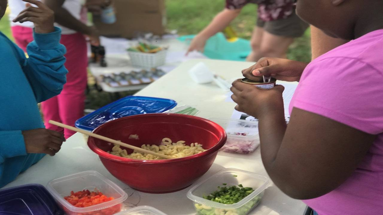 Hands-On School Garden Teaches Delta Kids About Nutrition