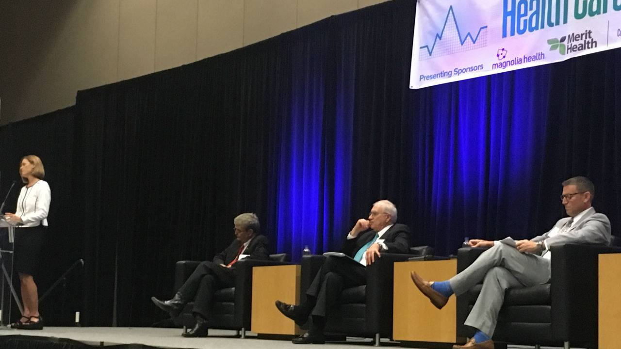 Gov.'s Summit: Cutting Healthcare Costs, Growing the Industry