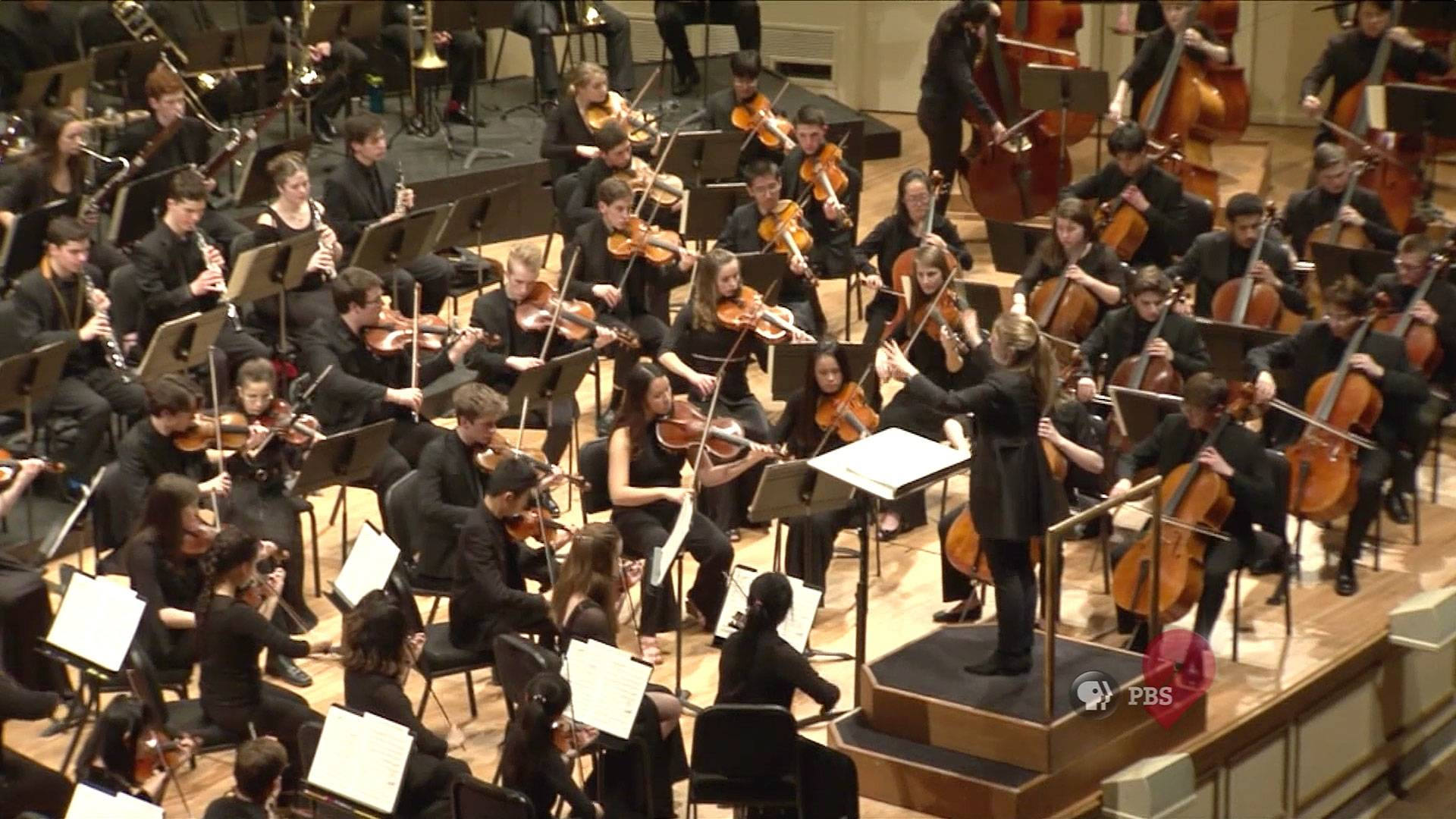 St. Louis Symphony Youth Orchestra on Night at the Symphony