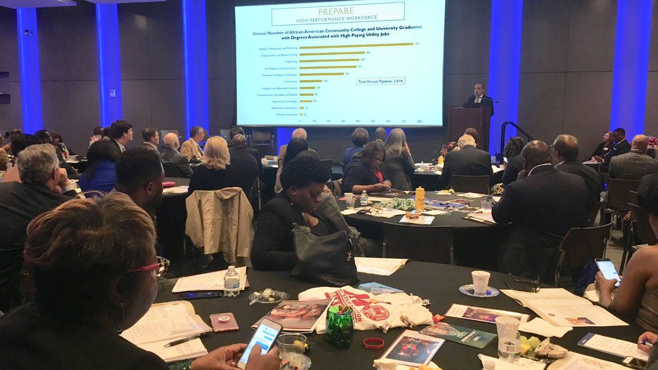 Commission Summit Seeks to Advance Hiring More African Americans