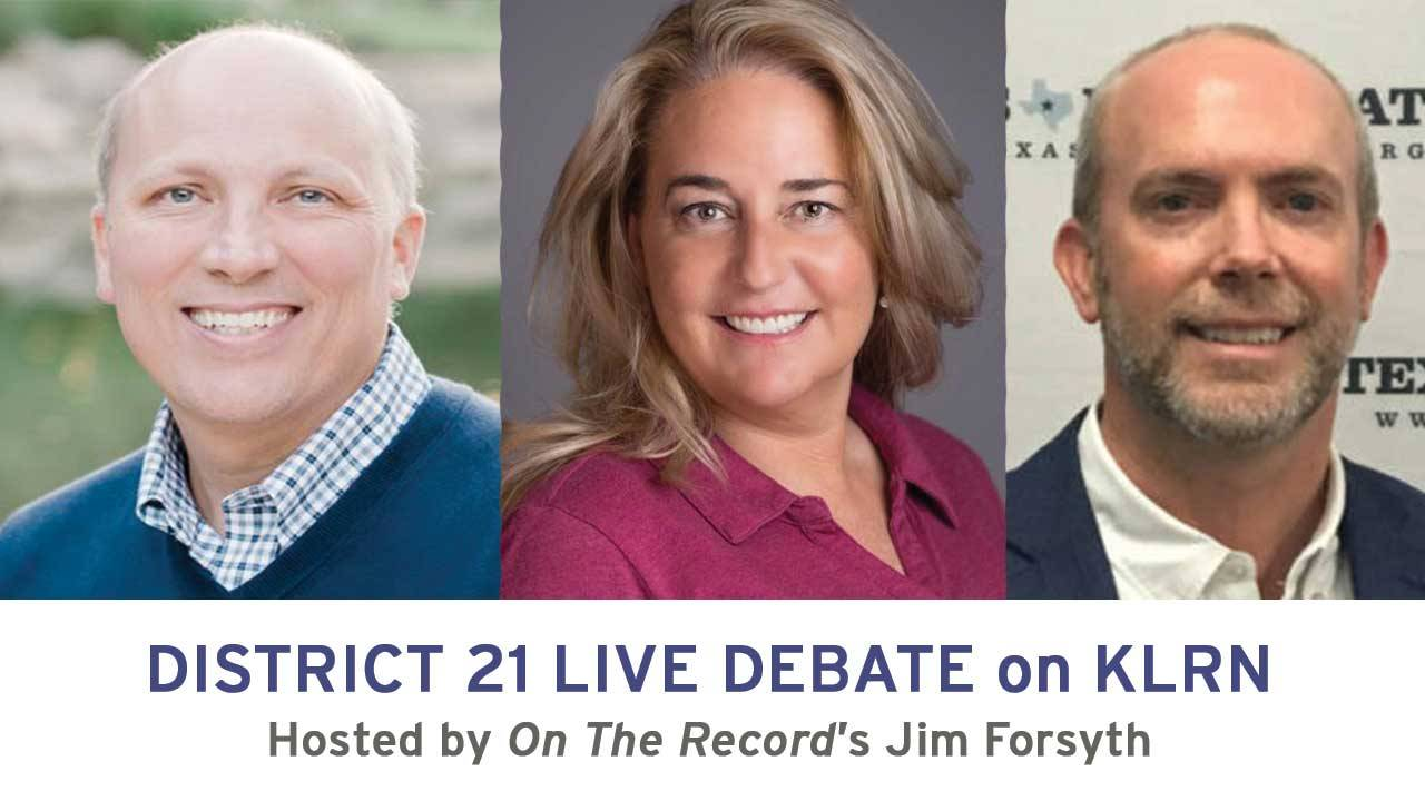 Thursday at 7 p.m. - On The Record