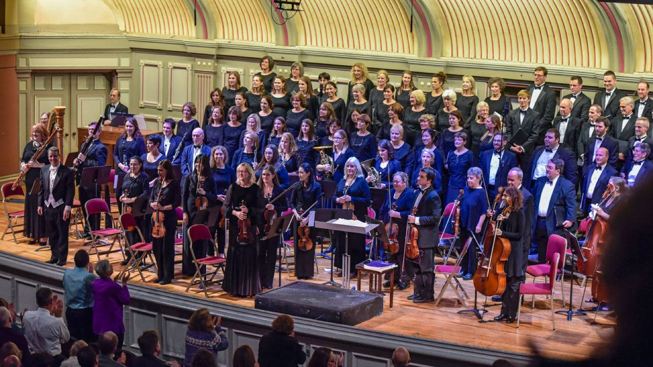 The Albany Pro Musica 2018-2019 Season