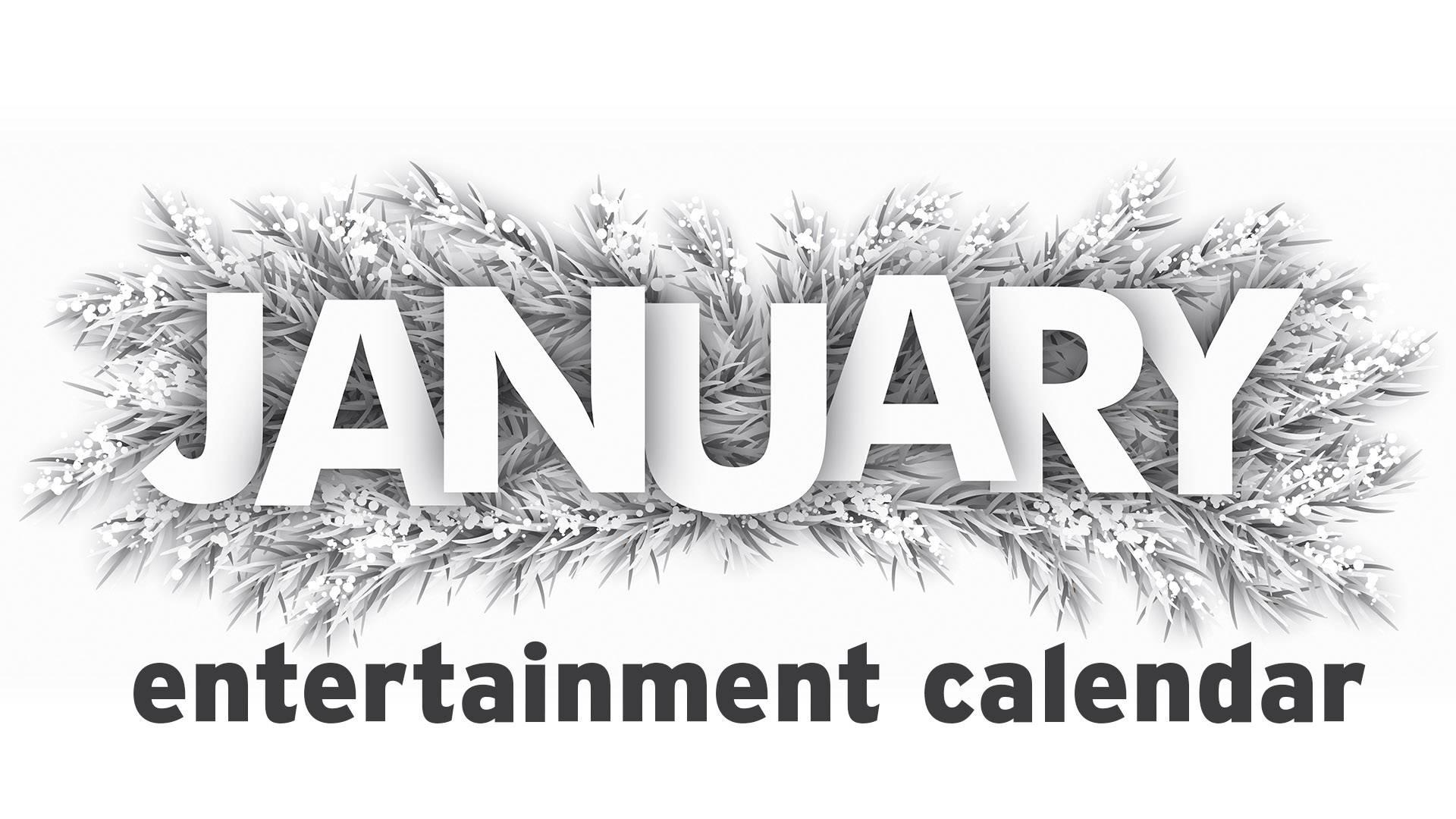 January entertainment calendar: 'Sesame Street Live