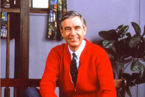 Mister Rogers Neighborhood Sweater Drive Sdpb