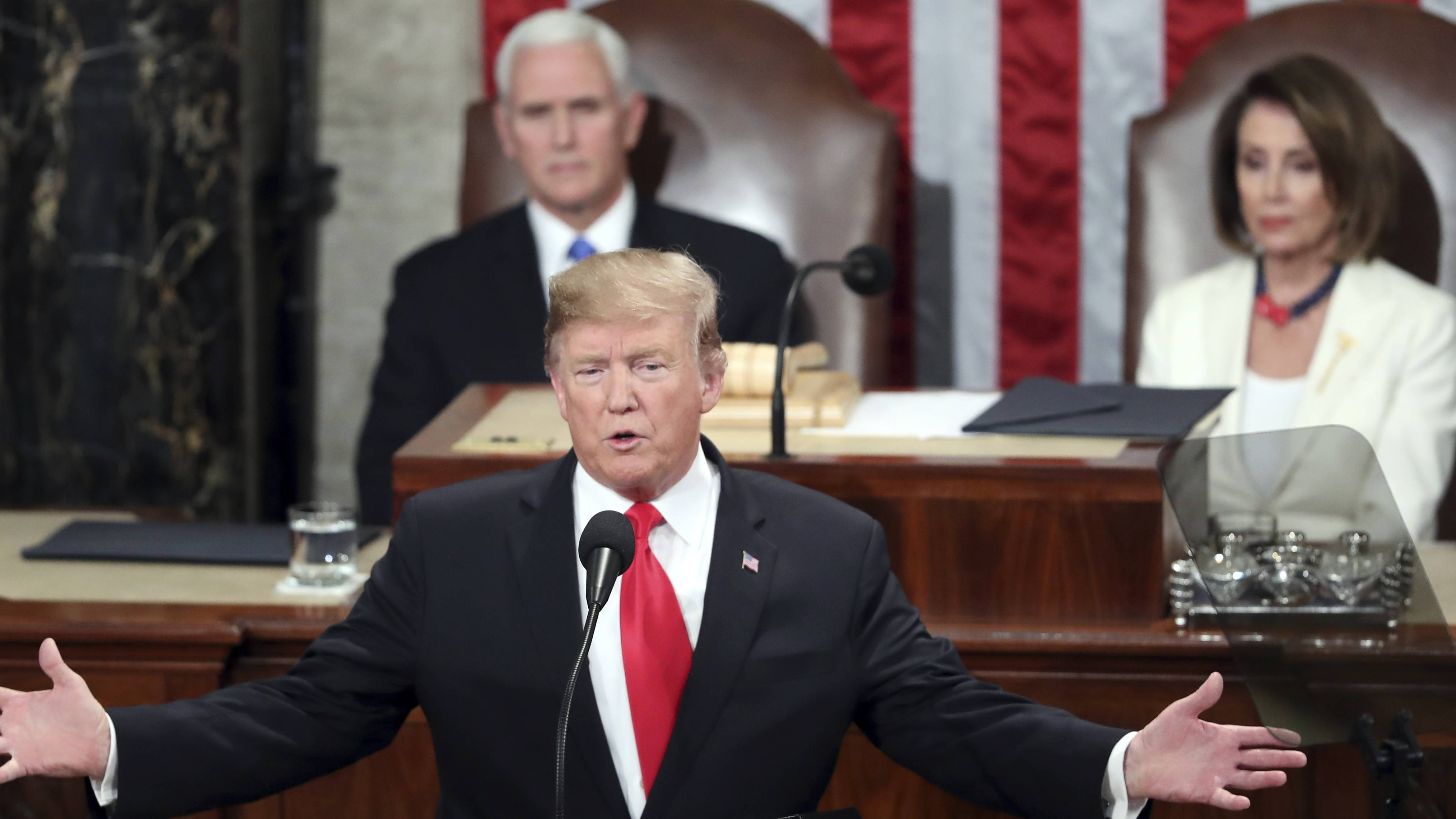 Mississippi Congressional Delegation Reacts to State of the Union Address