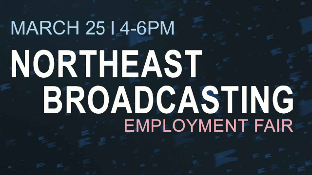 2019 Northeast Broadcasting Employment Fair