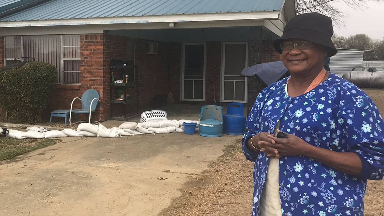 Mississippi Delta Flooding Impacts Tallahatchie County Residents