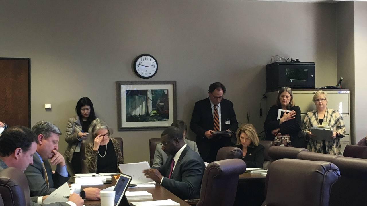 Criminal Justice Bill Passes Senate Committee But Needs Work