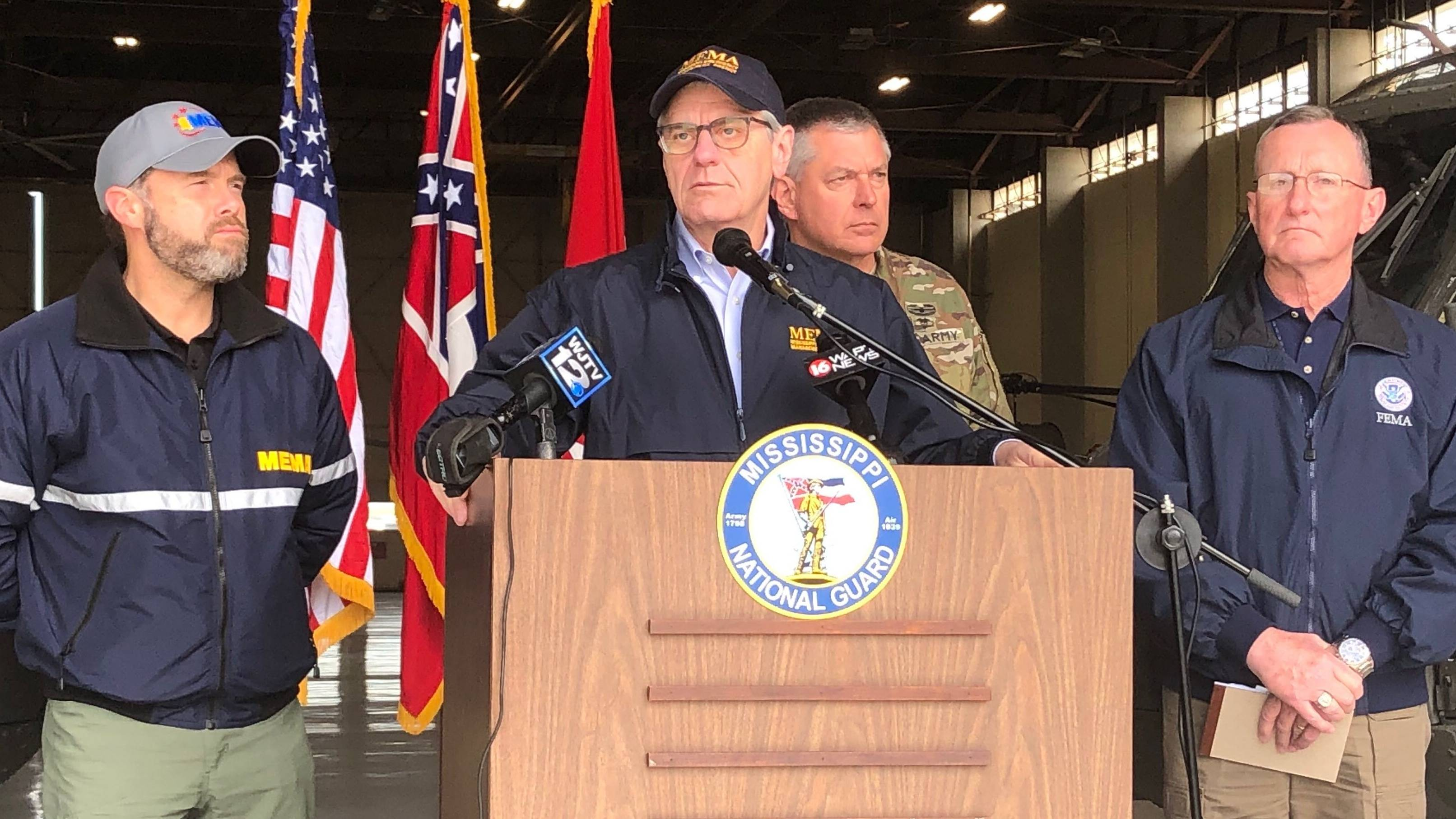 State officials say recovery from record flooding might take months