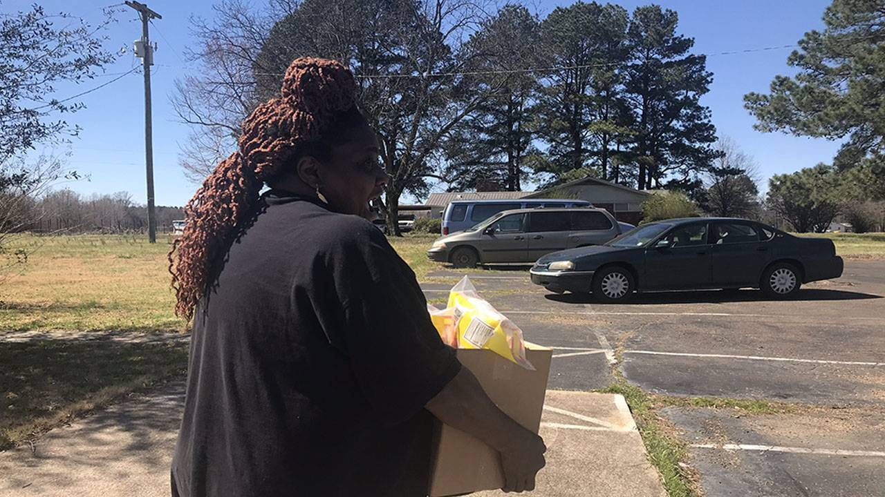 Mississippi Delta Food Pantry Provides for Communities