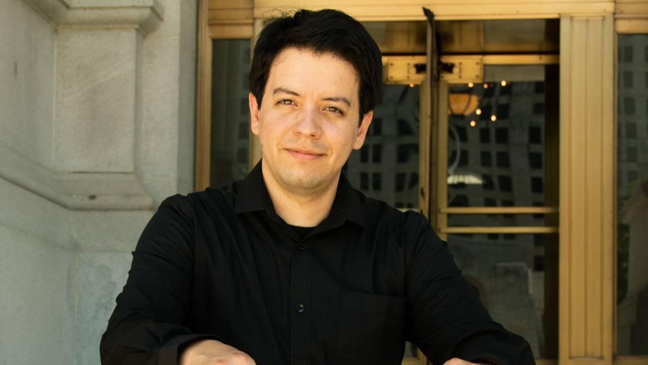 Interview with Carlos Ágreda of ESYO