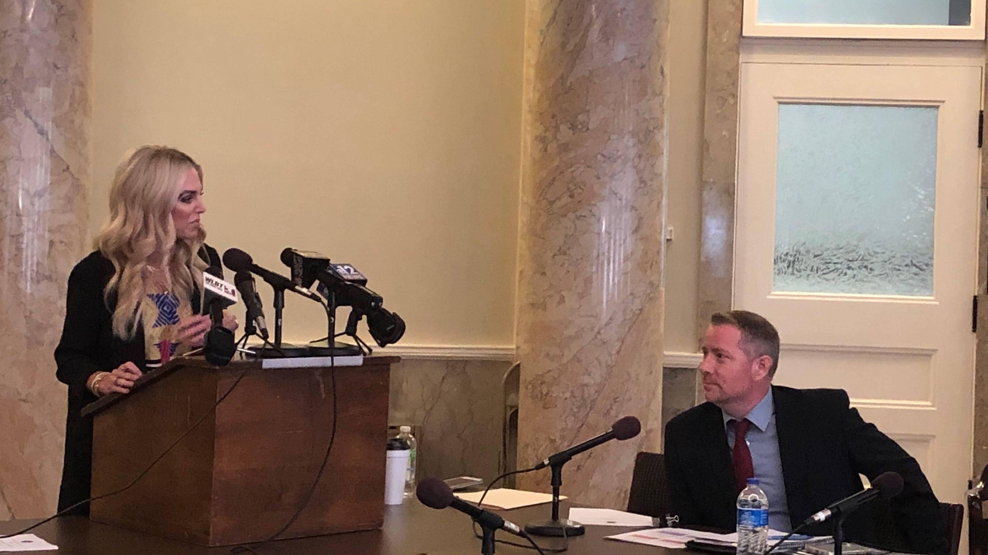 Mississippi Legislative Black Caucus Hosts Medicaid Hearing