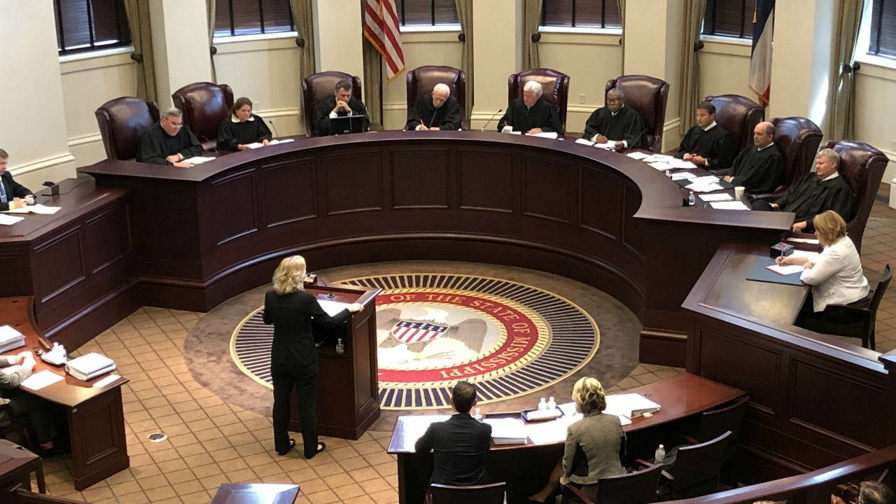 Miss. Supreme Court Hears Oral Arguments Over Taxes to Charter Schools