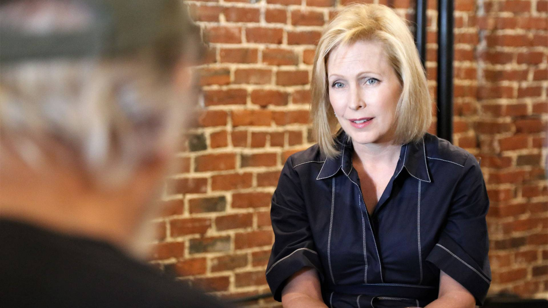 Gillibrand looks to revive struggling presidential campaign