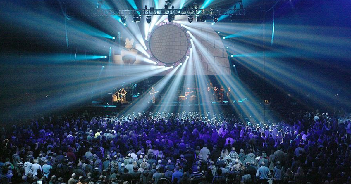 Enter for a Chance to Win 2 Tickets + Meet and Greet to Brit Floyd in Wilkes-Barre