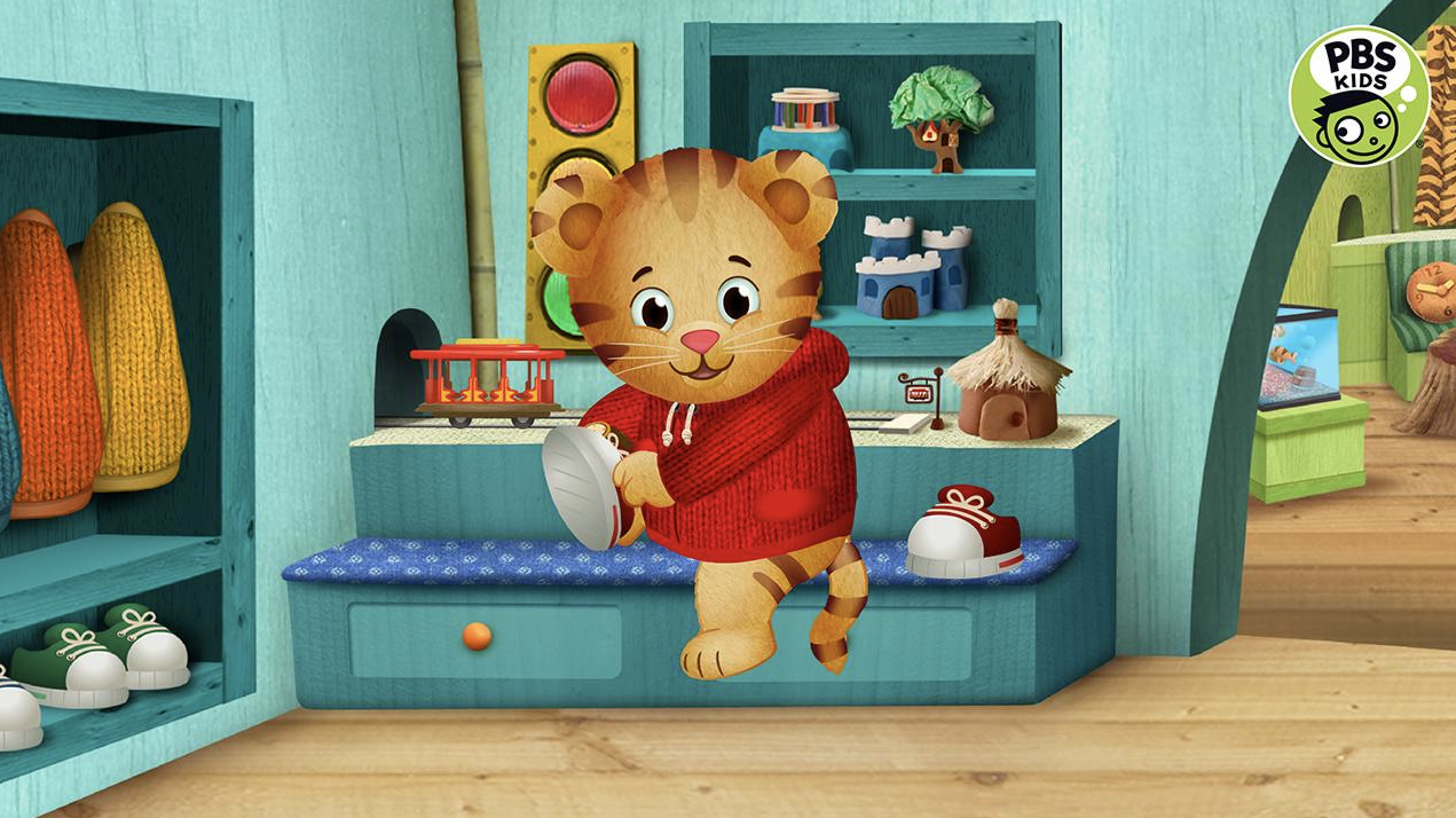 Pbs Kids And Fred Rogers Productions Announce Fifth Season Of Emmy Winning Series Daniel Tiger S Neighborhood